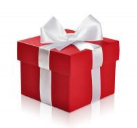 Versand als Geschenk