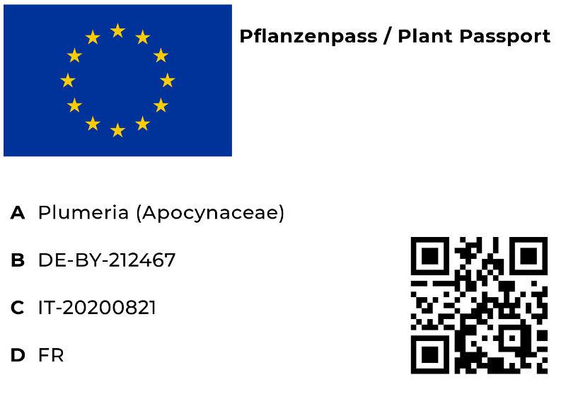 EU Pflanzenpass