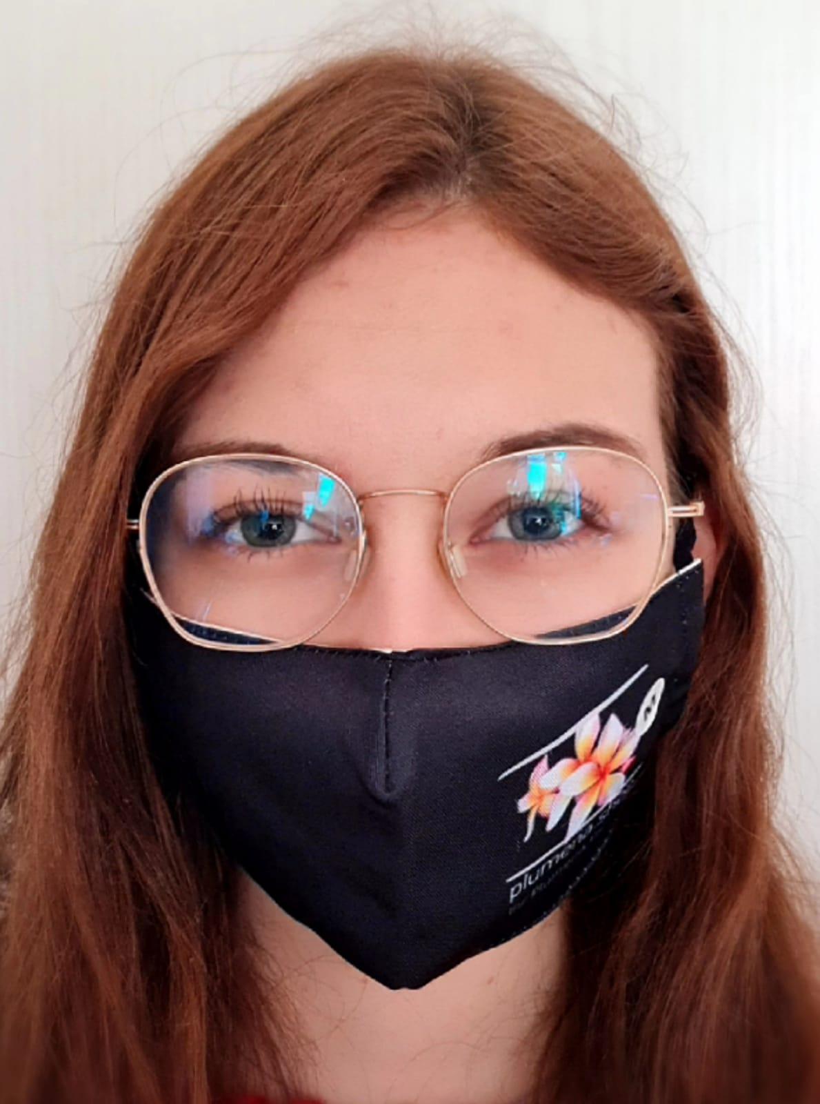 Mund / Nasenmaske Beispiel