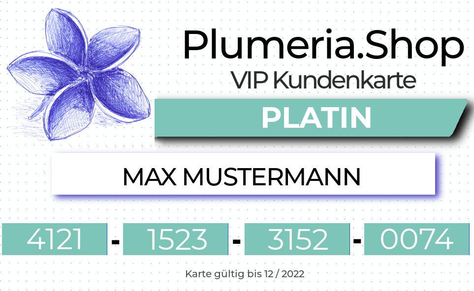 VIP Platin Karte
